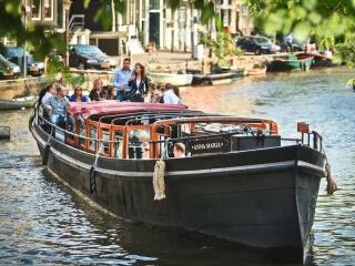 Anna Maria Boot für Grossgruppen