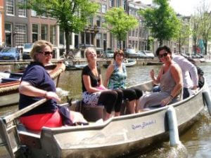 Amsterdam Boat Rental at Boaty Rent a Boat