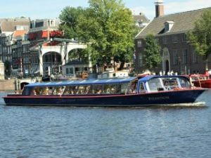 Amsterdam Canal Cruise Blue Boat Company