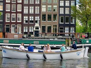 Blue Sky Boat