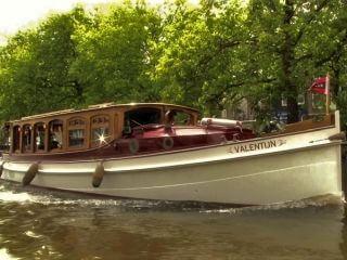Salonboot 'Valentijn'