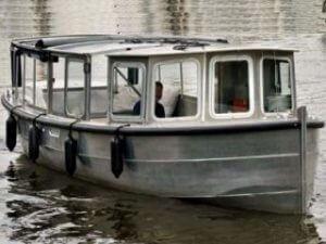 Cheap Saloon Boat Tour Amsterdam