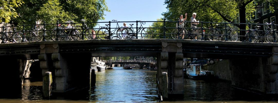 Beste Grachtenfahrt Amsterdam