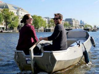 Günstig Boot mieten Amsterdam Boaty und Boats4rent Bootsverleih